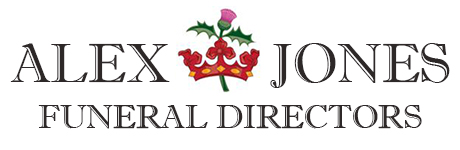 Alex Jones Funeral Directors Logo