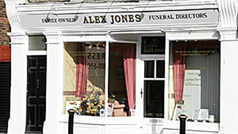 funeral home in oxted